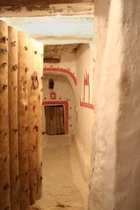 In the historic underground homes of Ghadames