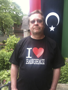 We love Benghazi