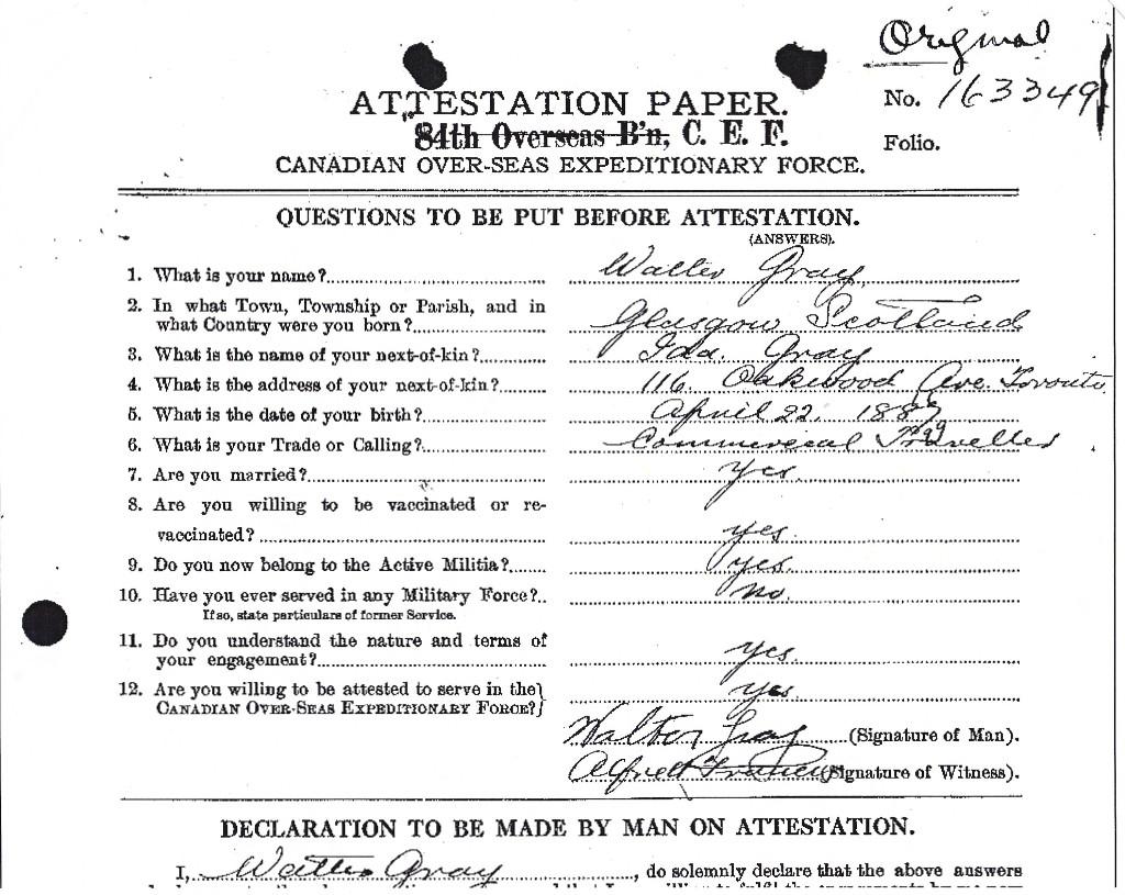 Walter Gray enrolls (1)